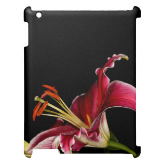 Stargazer Lily Cover For The iPad