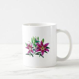 Stargazer Lily Family Coffee Mug