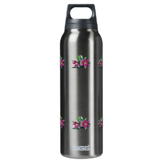Stargazer Lily Family Insulated Water Bottle