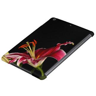 Stargazer Lily iPad Air Cases