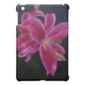 Stargazer Lily iPad Cover