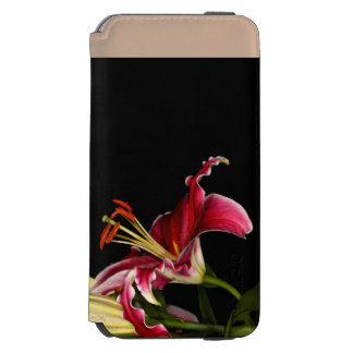 Stargazer Lily iPhone 6/6s Wallet Case