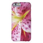 Stargazer Lily iPhone 6 Case