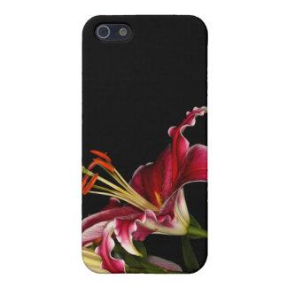 Stargazer Lily iPhone SE/5/5s Case