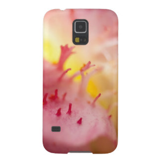 Stargazer Lily Macro Photography Galaxy S5 Cover