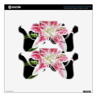 Stargazer Lily PS3 Controller Skins
