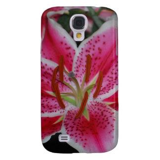 Stargazer Lily Samsung S4 Case
