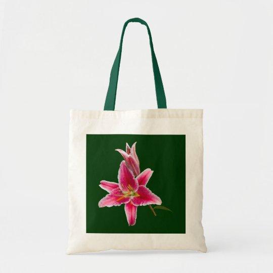 Stargazer Lily Spray Bag