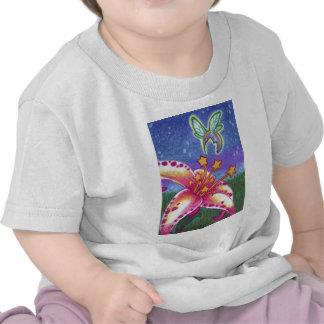 Stargazer Lily T Shirts