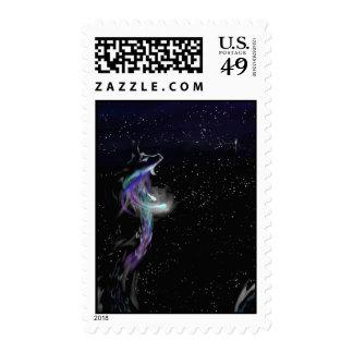 Stargazer stamp