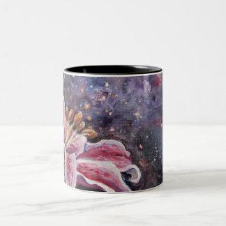 Stargazer Two-Tone Coffee Mug