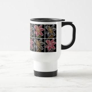 Stargazer White Travel Mug