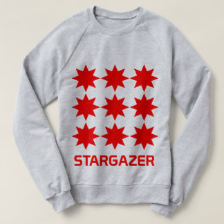StarGazer Women's American Apparel Sweatshirt