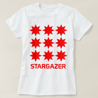 StarGazer Women's Basic T-Shirt