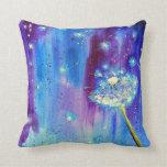 Stargazing Dandelion Pillows