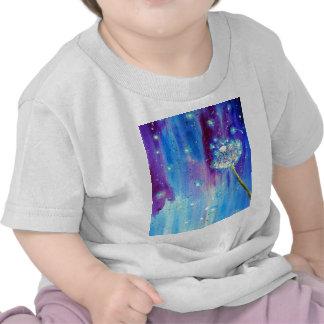 Stargazing Dandelion Tshirt