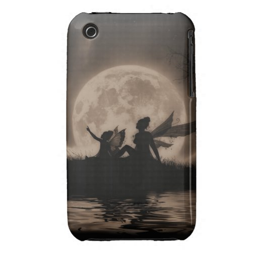 Stargazing Fairy Blackberry Curve Case/Cover iPhone 3 Cover