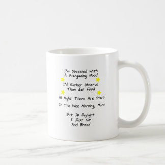 Stargazing Obsession Mug