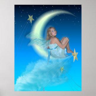 Stargazing - Print