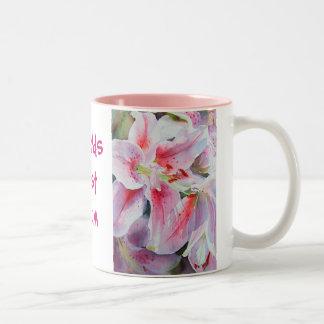 Stargazing Two-Tone Coffee Mug