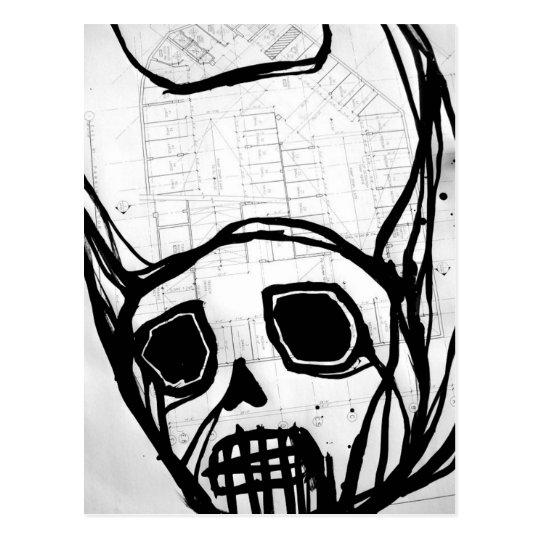 starheadboy postcard
