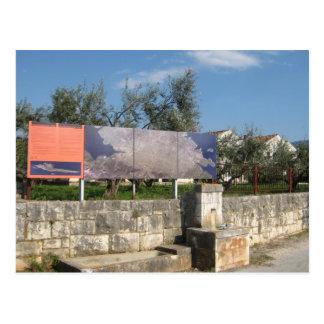 Stari Grad Plain Postcard