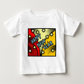Staring A New Year Baby T-Shirt