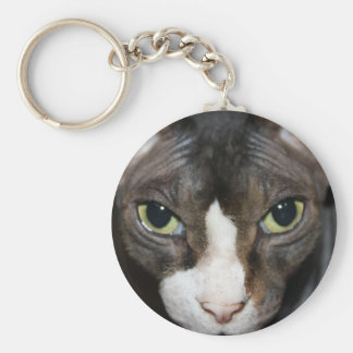 Staring at You Key Chains