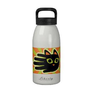 Staring Cat Drinking Bottle