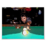 Staring Down The 9 Ball Posters