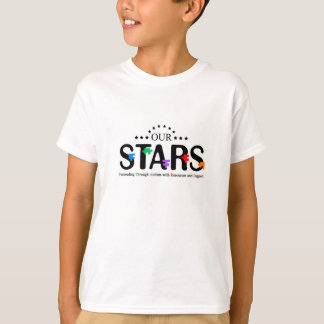 Staring won't cure my Autism! T-Shirt