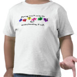 Staring won't cure my Autism!! T-shirts