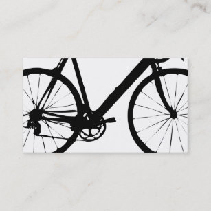 Bicycle business cards templates zazzle stark bicycle business cards colourmoves