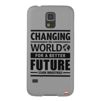 Stark Industries Changing The World Case For Galaxy S5