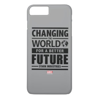 Stark Industries Changing The World iPhone 7 Plus Case