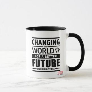 Stark Industries Changing The World Mug