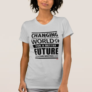 Stark Industries Changing The World T-Shirt