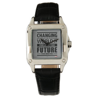 Stark Industries Changing The World Watches