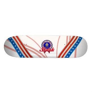 Stark, KS Skateboard Deck