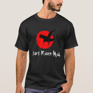 Stark Raven Mad Halloween Full Blood Moon T-Shirt