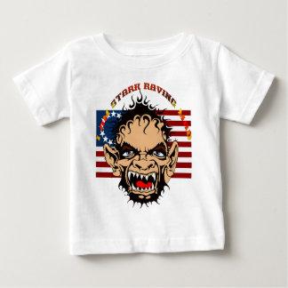 Stark-Raving-Mad-set-1 Baby T-Shirt