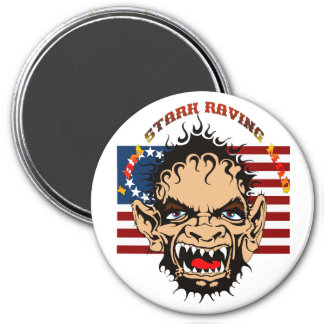 Stark-Raving-Mad-set-1 Magnet