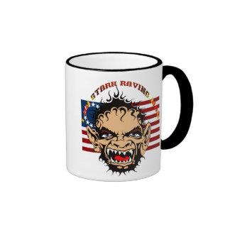 Stark-Raving-Mad-set-1 Ringer Mug