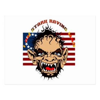 Stark-Raving-Mad-set-1 Tarjeta Postal