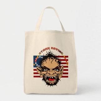 Stark-Raving-Mad-set-1 Tote Bag