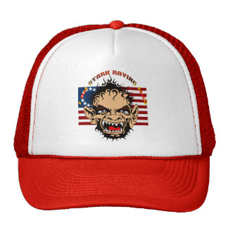 Stark-Raving-Mad-set-1 Trucker Hat