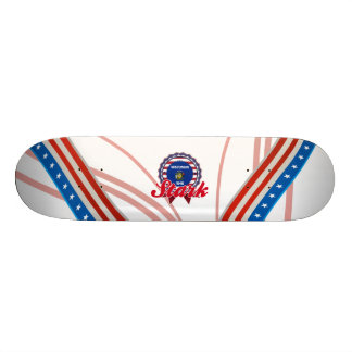 Stark, WI Skate Board Deck