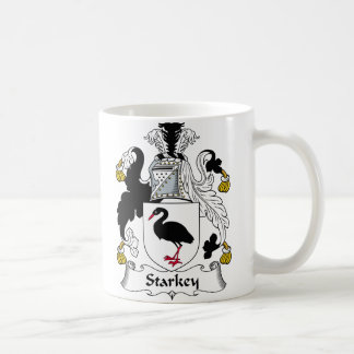 Starkey Family Crest Coffee Mug