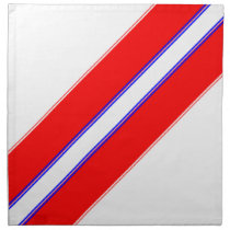 Starless Stripe Cloth Napkin