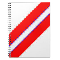 Starless Stripe Notebook